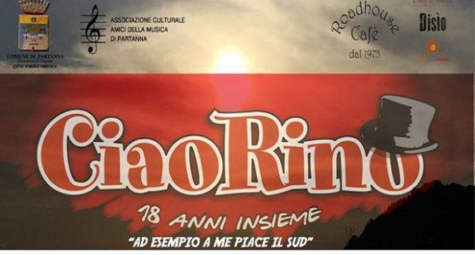Partanna, al Castello un tributo a Rino Gaetano