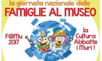 Giornata Nazionale delle famiglie al Museo: l'elenco delle attività