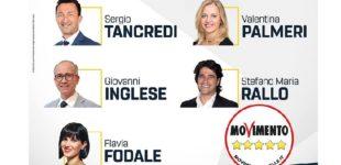 Salemi 5 stelle, stasera comizio in piazza Libertà. Presenti Santangelo, Tofalo e i candidati all'Ars