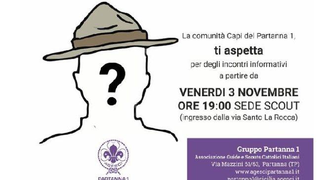 Far conoscere il mondo degli scout. L'iniziativa della comunità dei Capi del Partanna 1