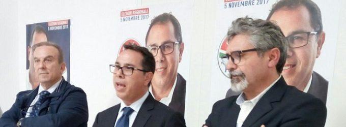 L'assessore regionale Maurizio Croce a Castelvetrano a sostegno di Scala