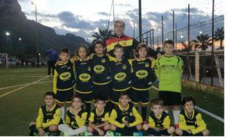 L'A.s.d. Città di Salemi partecipa alla selezione dell'Atalanta Team Project