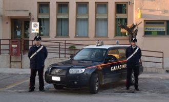Valderice: ghanese arrestato dai Carabinieri per resistenza a pubblico ufficiale