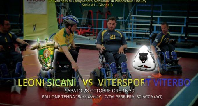 Incontro tra Leoni Sicani e Vitersport Viterbo, match complicato per i padroni di casa