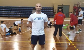 L'Atria Volley Partanna riabbraccia Francesco Tamburello