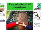 Festa dell'albero Legambiente: tanti appuntamenti con tante associazioni