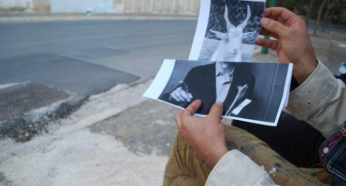 Salemi, murale cancellato. I 'Peppino Impastato': «Nessuna risposta alla lettera inviata al sindaco»