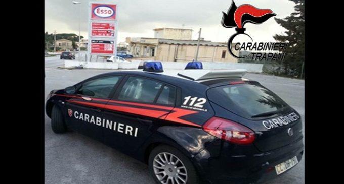 Santa Ninfa: arrestata una donna per furto di gasolio