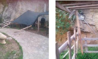 """Campobello, atto vandalico al parco urbano, Castiglione: """"Grande amarezza"""""""