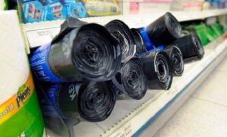 Rifiuti Partanna: vietata la vendita dei sacchi neri. Sanzioni fino a 500 euro