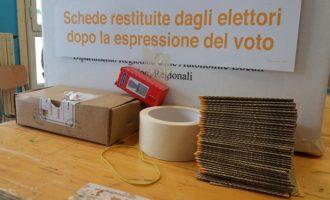 Elezioni regionali: Salemi, i risultati del voto in città