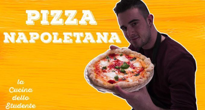 La cucina dello Studente: La Pizza Napoletana (VIDEO)