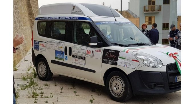 Partanna, il taxi sociale: modalità di accesso e regolamentazione