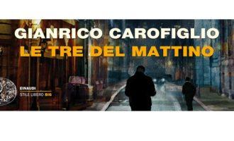 """Diario delle mie Letture: """"Le tre del mattino di Gianrico Carofiglio"""""""