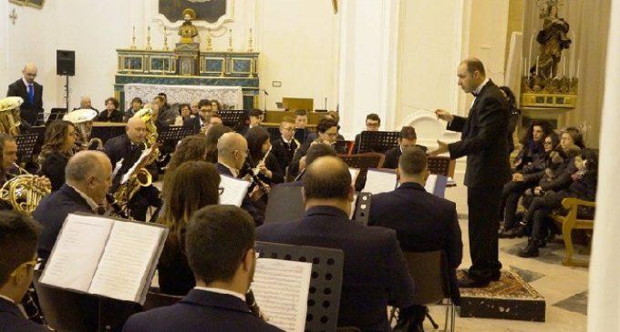 """Salemi, """"L'Opera della Banda"""" con Tenore e Soprano. La """"Bellini"""" colpisce ancora"""