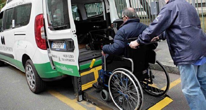 Santa Ninfa: sussidi straordinari per trasporto disabili. Il budget a disposizione è di 10 mila euro