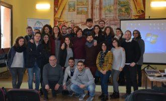 """Servizio civile, i volontari uscenti e i loro progetti su """"Eventi e tradizione nella Sicilia Occidentale"""""""