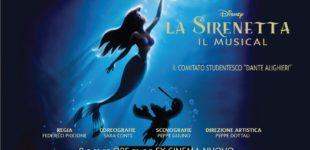 """""""La Sirenetta"""", musical di Broadway adattato e presentato dal Comitato Studentesco del """"Dante Alighieri"""""""