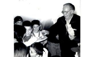 Santa Ninfa: il cordoglio dell'amministrazione per la scomparsa di Riboldi