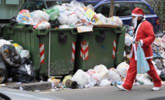 Discariche sature e mancanza di impianti: la spazzatura resta in strada e l'emergenza continua