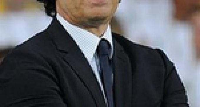 Mazara: arriva il ct Cesare Prandelli