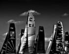 Trapani: salta l'Extreme Sailing Series