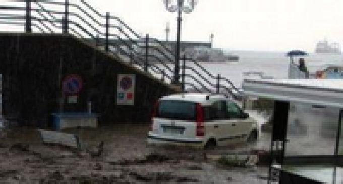 Alluvione a Lipari: chiesto lo stato di calamità