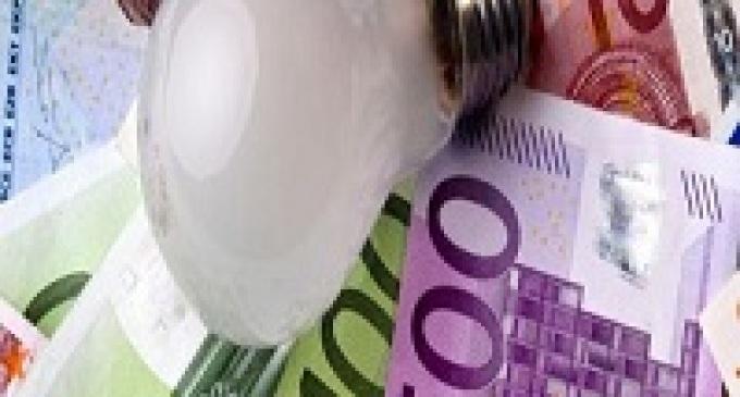 Gas e luce dal 1° ottobre subiranno degli aumenti