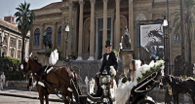 Palermo: cavallo imbizzarrito investe sei auto