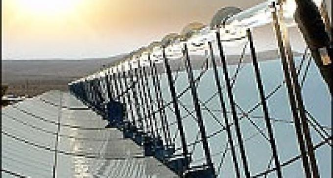A Catania la prima centrale del mondo a solare termodinamico