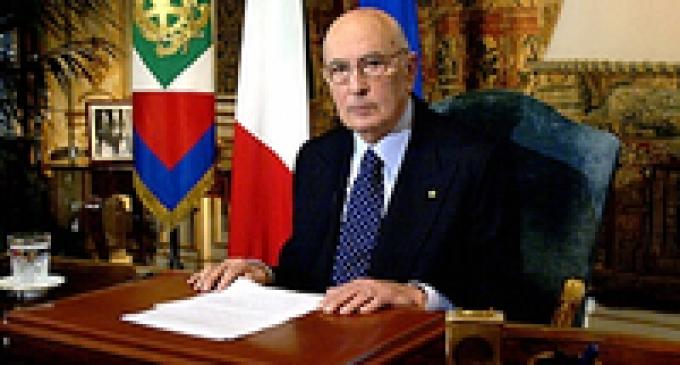 Salvalarte Belice 2014, lettera al presidente Napolitano