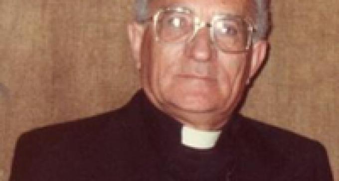 Partanna ricorda Mons. Gaspare Caracci, presente S.E. Mariano Crociata