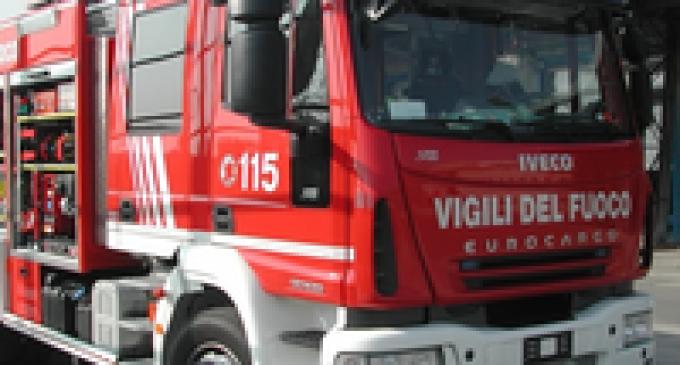 Palermo: incendio in Corso dei Mille, salvata una famiglia dalle fiamme