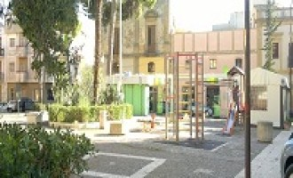 Partanna: dopo la raccolta fondi dei cittadini, sarà il Comune a ripristinare il parco giochi