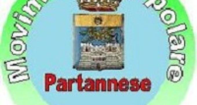 Partanna: comunicato stampa Movimento Popolare Partannese