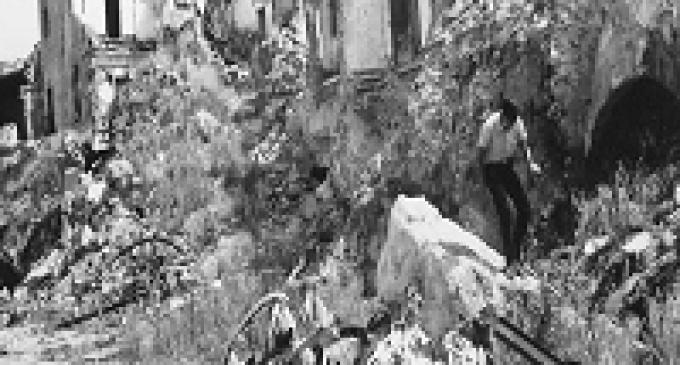 Valle del Belice: dallo Stato e dalla Regione nuovi fondi per la ricostruzione