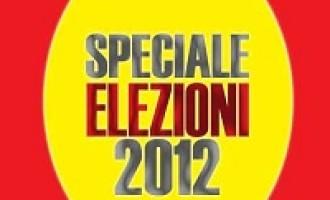 PARTANNA – Elezioni Regionali 2012: ecco le preferenze dei candidati e i report delle Liste
