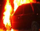 Messina: litiga con la professoressa e incendia auto, ma sbaglia la vettura