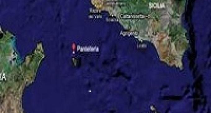 Terromoto al largo di Pantelleria