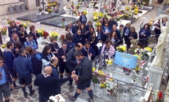 Partanna – Agesci: omaggio a Rita Atria