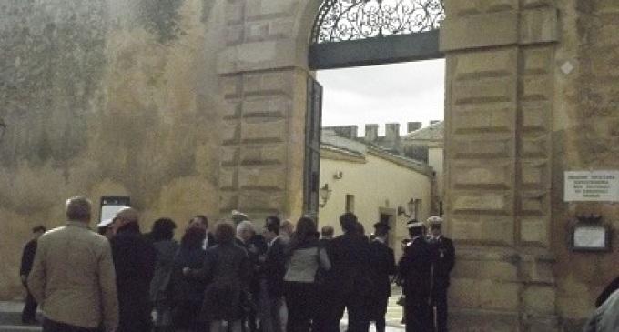 """Partanna: inaugurata al Castello Grifeo la mostra """"Il Cammino di Garibaldi"""""""