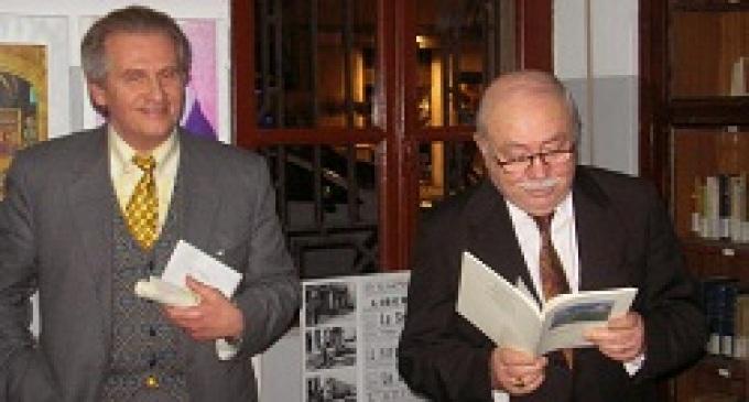 Incontro con il poeta Tino Traina