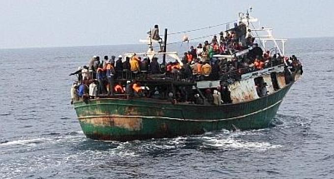 107 migranti salvati a Lampedusa