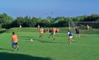 Mazara: una squadra di calcio per bambini extracomunitari e italiani