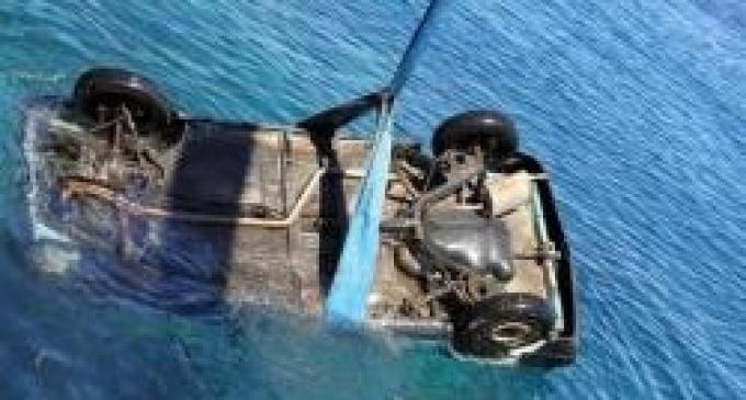 Pantelleria: uomo cade in mare con la sua auto e muore