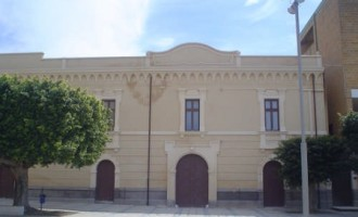 Inaugurazione mostra al Palazzo Pignatelli di Menfi