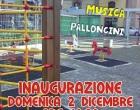 Partanna: domenica inaugurazione del Parco Giochi di Piazza Umberto I