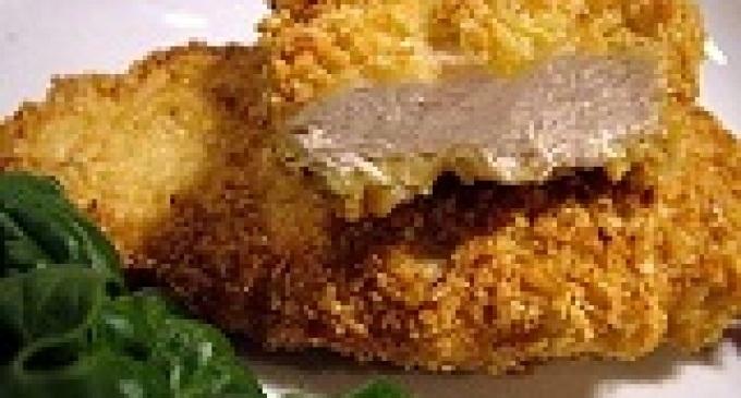 …le delizie del palato: Petti di pollo con le mandorle