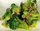 …le delizie del palato: Broccoli saltati con mandorle