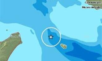 Registrata scossa di terremoto vicino l'isola di Lampedusa